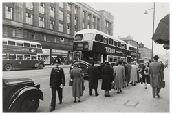 Corporation Buses Lothian Road