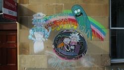 Street Art for COVID-19