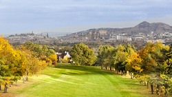 Edinburgh from Corstorphine Hill