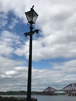 South Queensferry during Lockdown