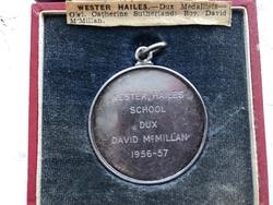 My Last Dux Medal