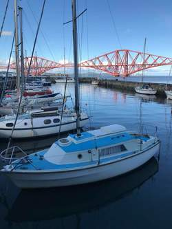 Harbour, South Queensferry