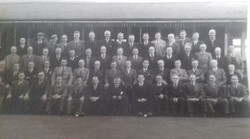 Sighthill Bowling Club Members 1948