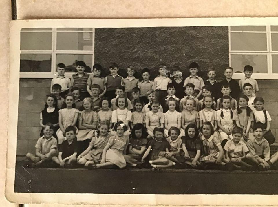 Murrayburn Primary School - Mr Macleod's Class of 1953