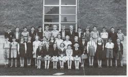 Murrayburn Primary School Class of 1950 - Teacher Unknown