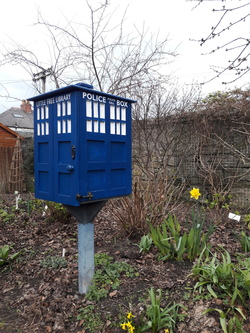 Little Free Library, Starbank Park