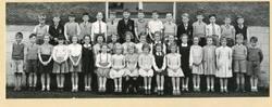 Murrayburn Primary School Class of 1954 - Teacher Unknown