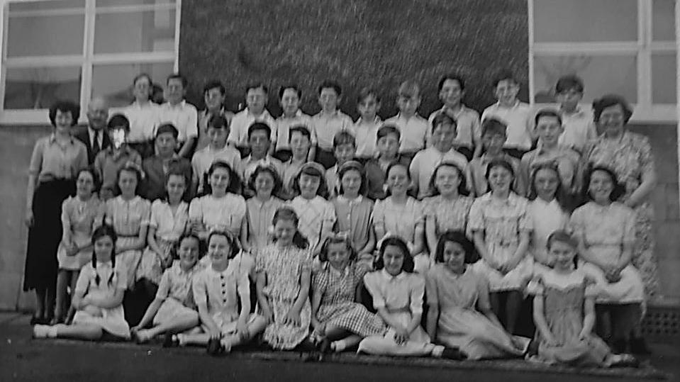 Murrayburn Primary School - Miss Brown's Class of 1947