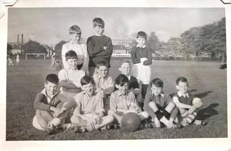 St Nicholas Church- 43rd Life Boys Football Team circa 1960
