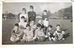 43rd Life Boys Football Team circa 1960
