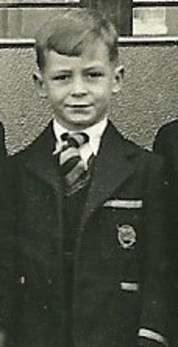 Wester Hailes Primary School Uniform-1955