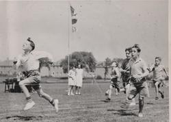Murrayburn Primary School Sports Day 1955