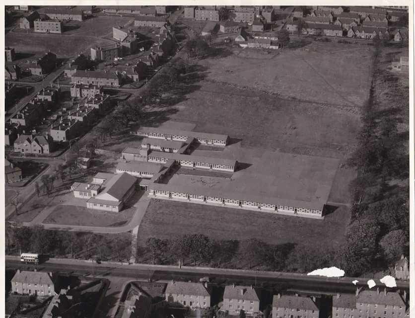 The Old Calder Road 1965
