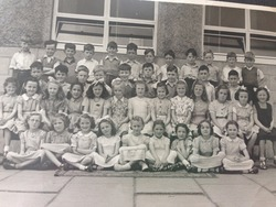 Murrayburn Primary School-Class  P4-1951- Teacher Unknown