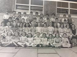 Murrayburn Primary School-Class  P4-1951- Teacher Unknown
