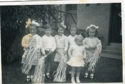 St Nicholas Church Sunday School Picnic 1952