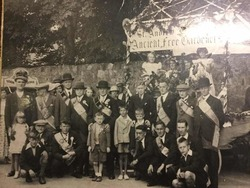 Newcraighall Ancient Free Gardeners, Parade float