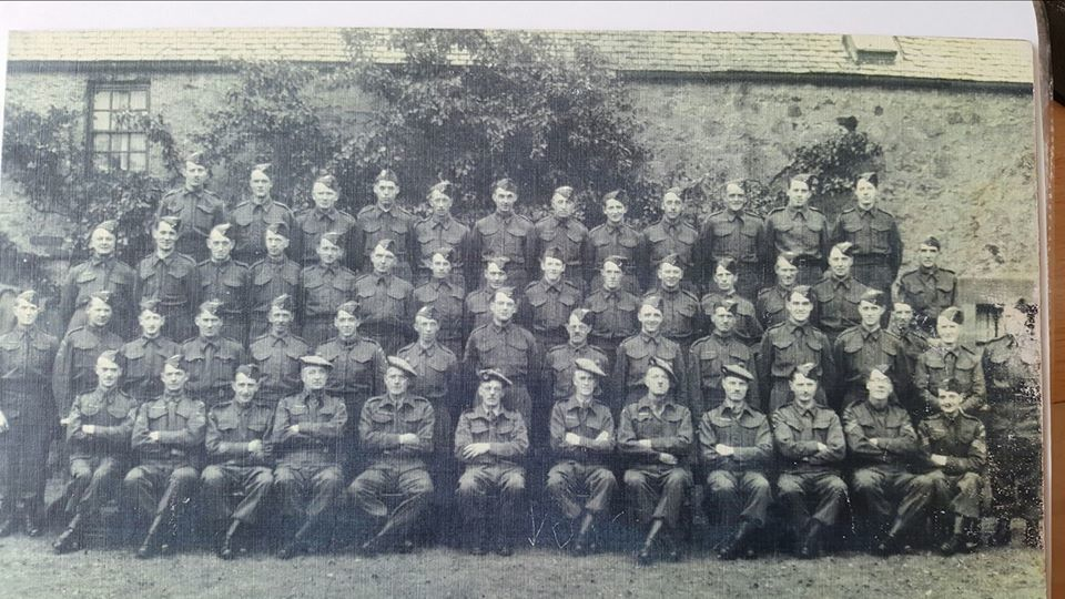 Home Guard Unit 1940