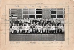 Murrayburn Primary School Class of 1948/9 - Teacher Unknown.