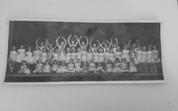 Murrayburn Primary School -Scottish Country Dance School Class 1949/50