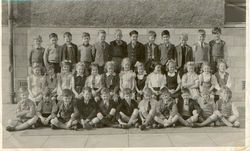 Murrayburn Primary School-Class of 1946/7 Teacher Unknown