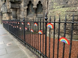 Crochet Rainbows