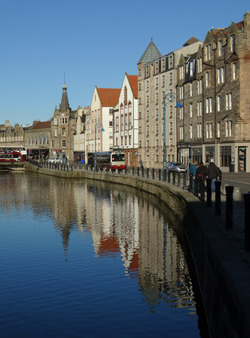 Reflections, Shore Road, Leith