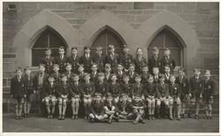 James Gillespies Boys School circa 1955
