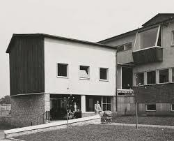 Picture 8A - Sighthill Health Centre North Entrance 1955