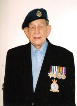 Veteran Of The RAF Regiment c.2016