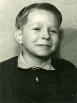 Portrait Of Schoolboy c.1960