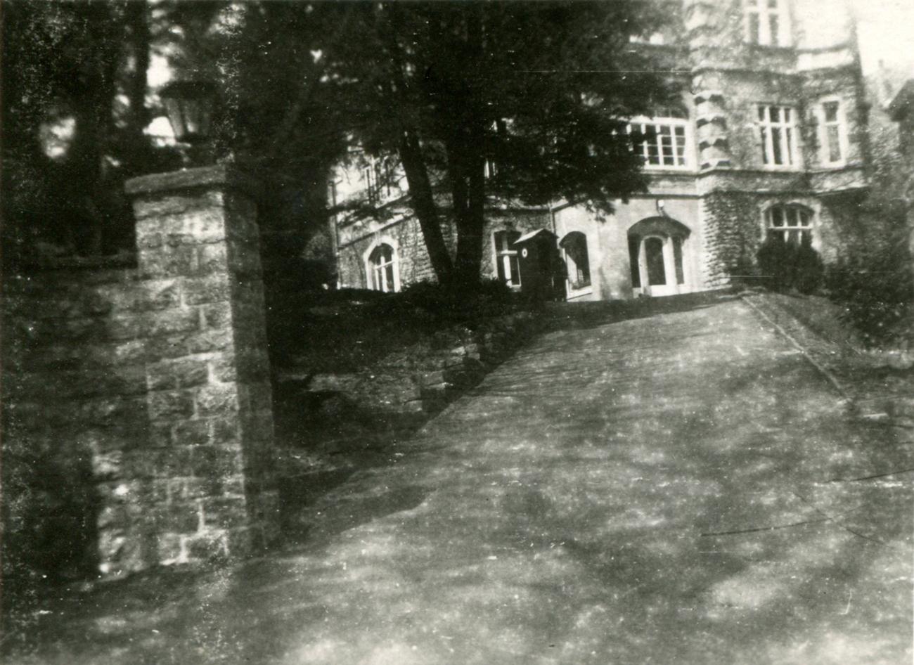 Unidentified Building In Detmold c.1946