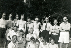 Sporting/Athletic Gathering c.1937