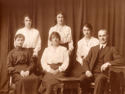 Studio Family Portrait c.1920