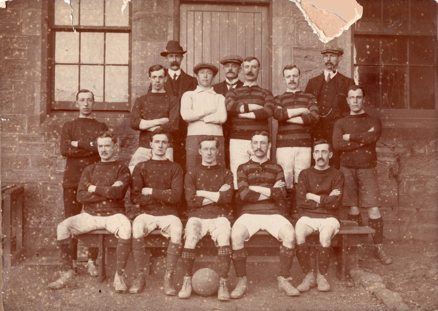 Unidentified Football Team 1910s