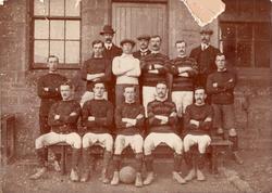 Unidentified Football Team 1910s