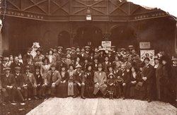 Judges, Officials And Exhibitors, Toy Dog Society Of Scotland Show, 1st Jan 1912