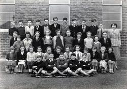 Royston Primary School Class Portrait 1956