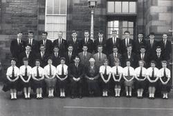 Broughton High School Class 6 1959