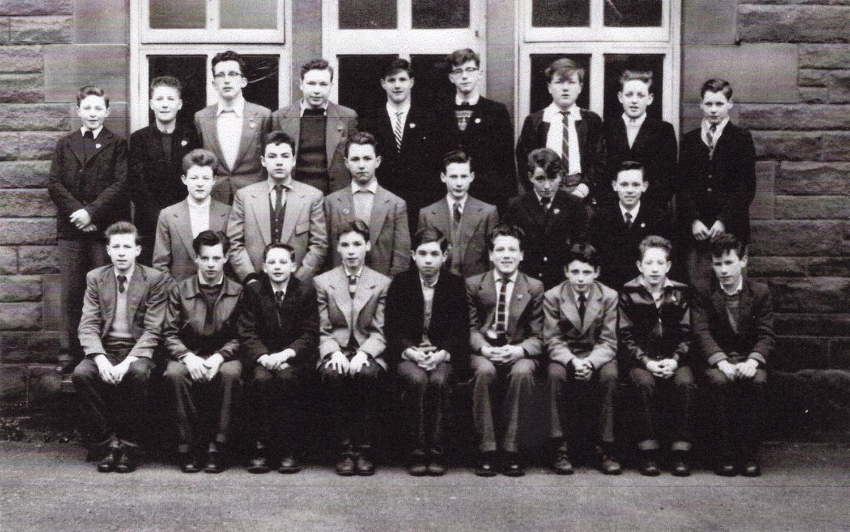 David Kilpatrick School Class 3T1 1958