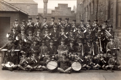 Dr Bell's School Brass Band 1930s