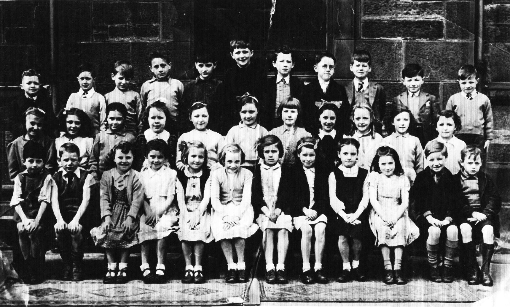 St Mary's Primary School c.1945