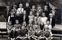 Stockbridge Primary School Class Portrait c.1948