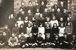 St Mary's Primary School, Leith, Edinburgh c.1918.