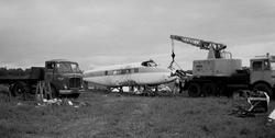 Aircraft accident near Sighthill on 29th May 1962 (Picture 2)