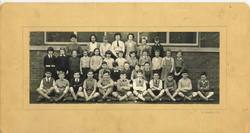 Broomhouse Primary School - Class of1958 - Teacher Miss Mckay
