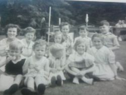 Broomhouse Association Picnic 1953/54