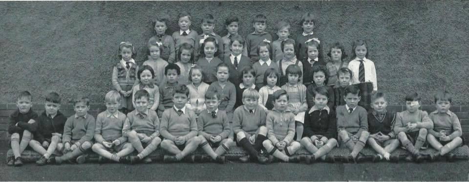 Broomhouse Primary School - Class of 1959