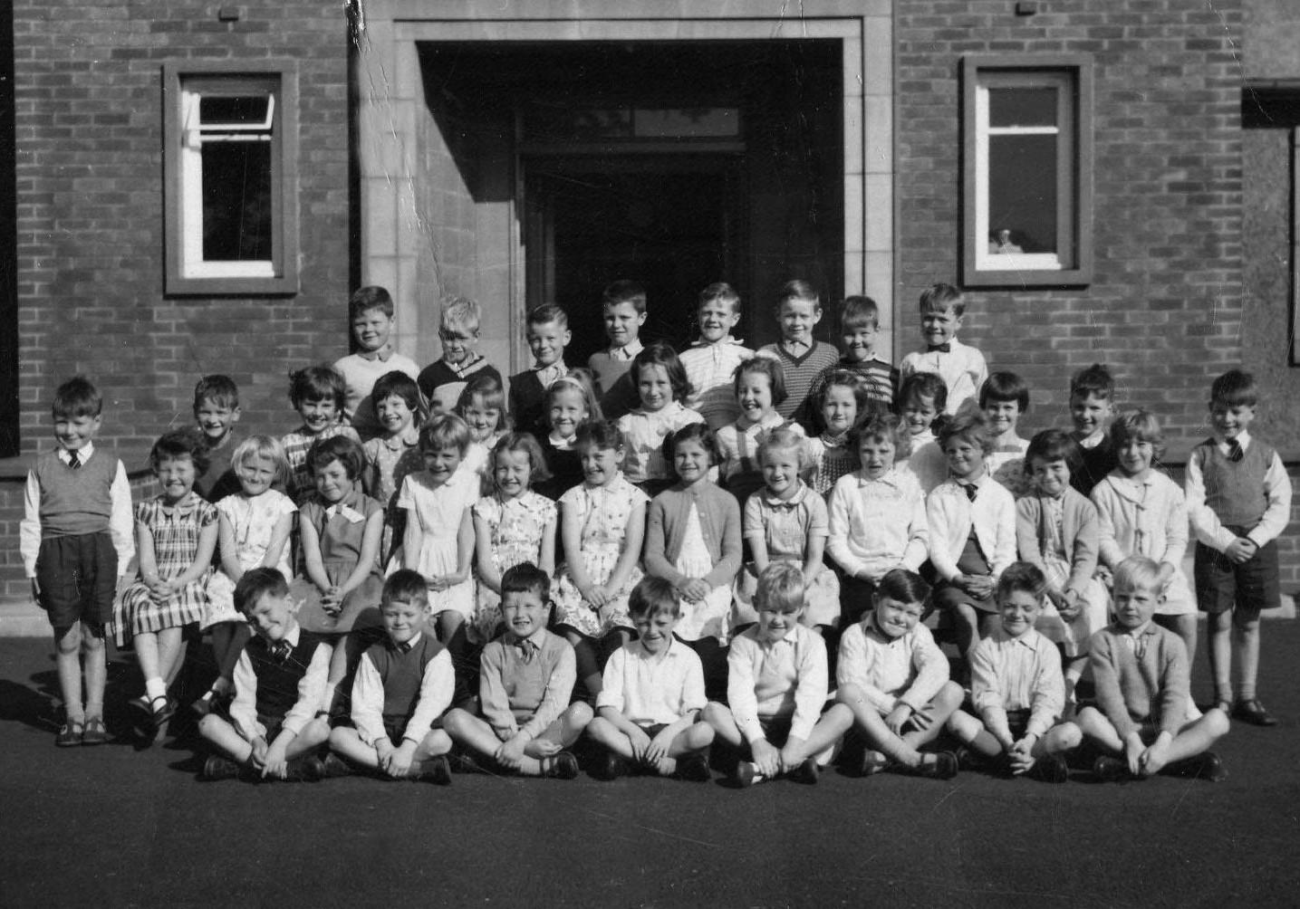 Broomhouse Primary School - Class of 1961