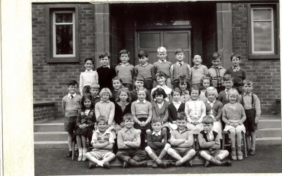 Broomhouse Primary School - Class of 1957/58